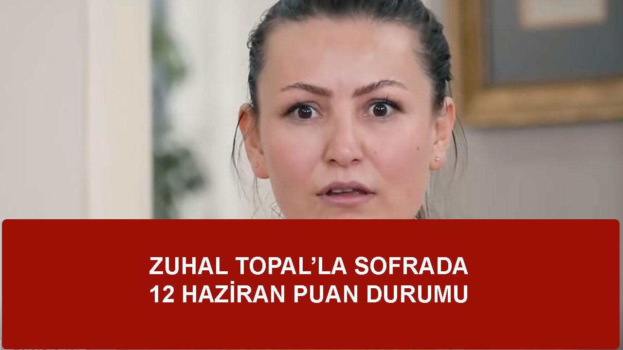 Zuhal Topal 12 Haziran kim kazandı