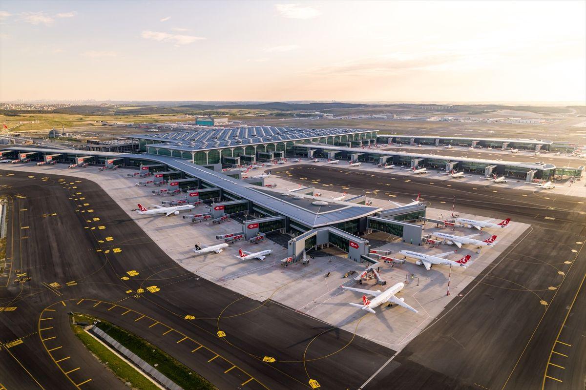 İstanbul Havalimanı üçüncü pistine kavuşuyor - Sayfa 1