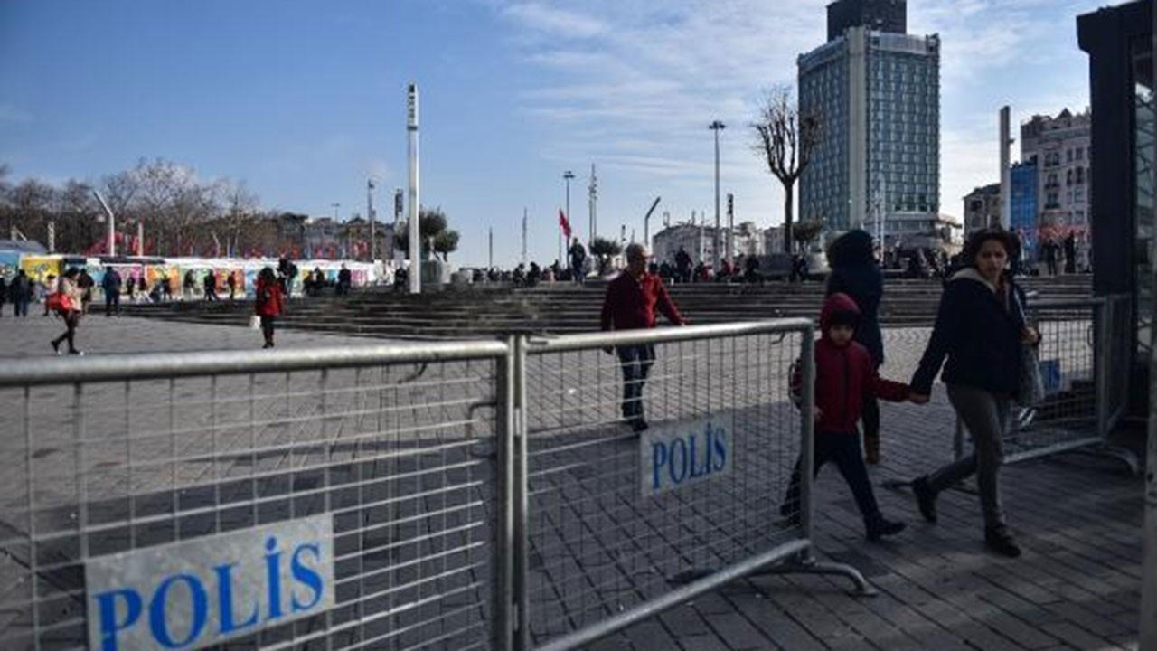 İstanbul'da 15 günlük yasak kararı
