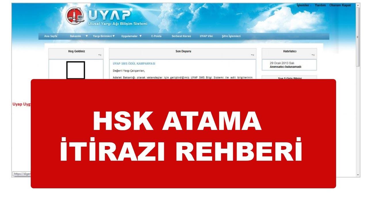 HSK itiraz veya yeniden inceleme talebi rehberi
