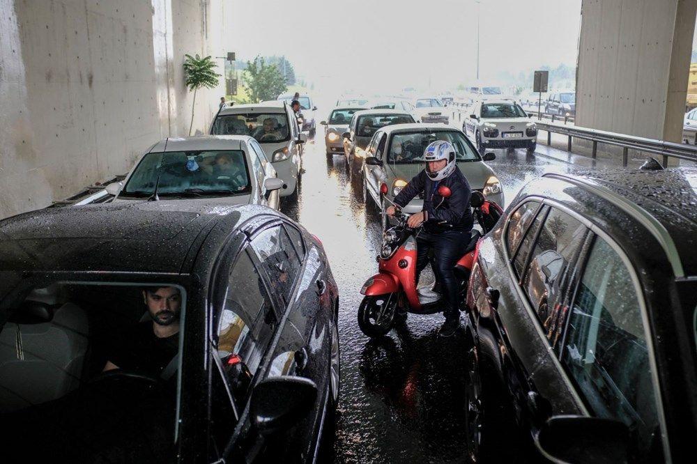 İstanbul'dan yağış manzaraları - Sayfa 2