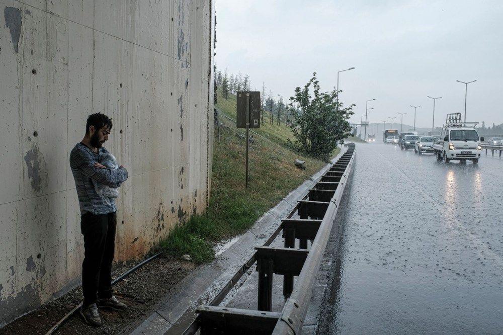 İstanbul'dan yağış manzaraları - Sayfa 3