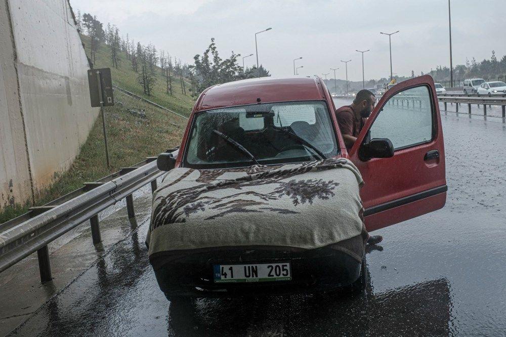 İstanbul'dan yağış manzaraları - Sayfa 4