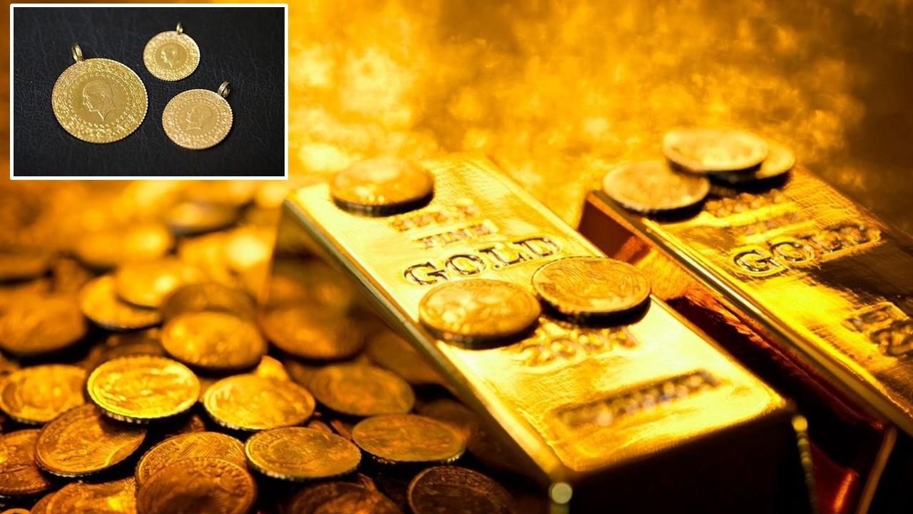 Çeyrek ve gram altın yükselişle başladı