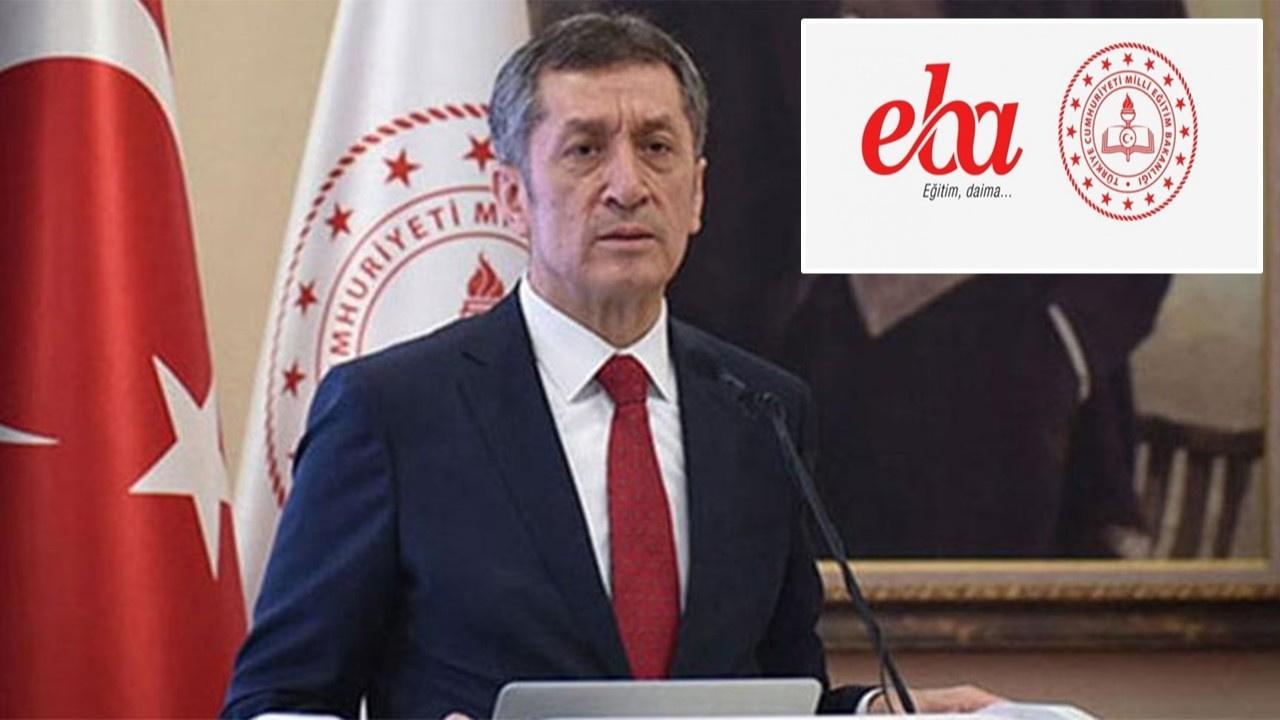 Bakan Selçuk açıkladı, TRT EBA yarın başlıyor