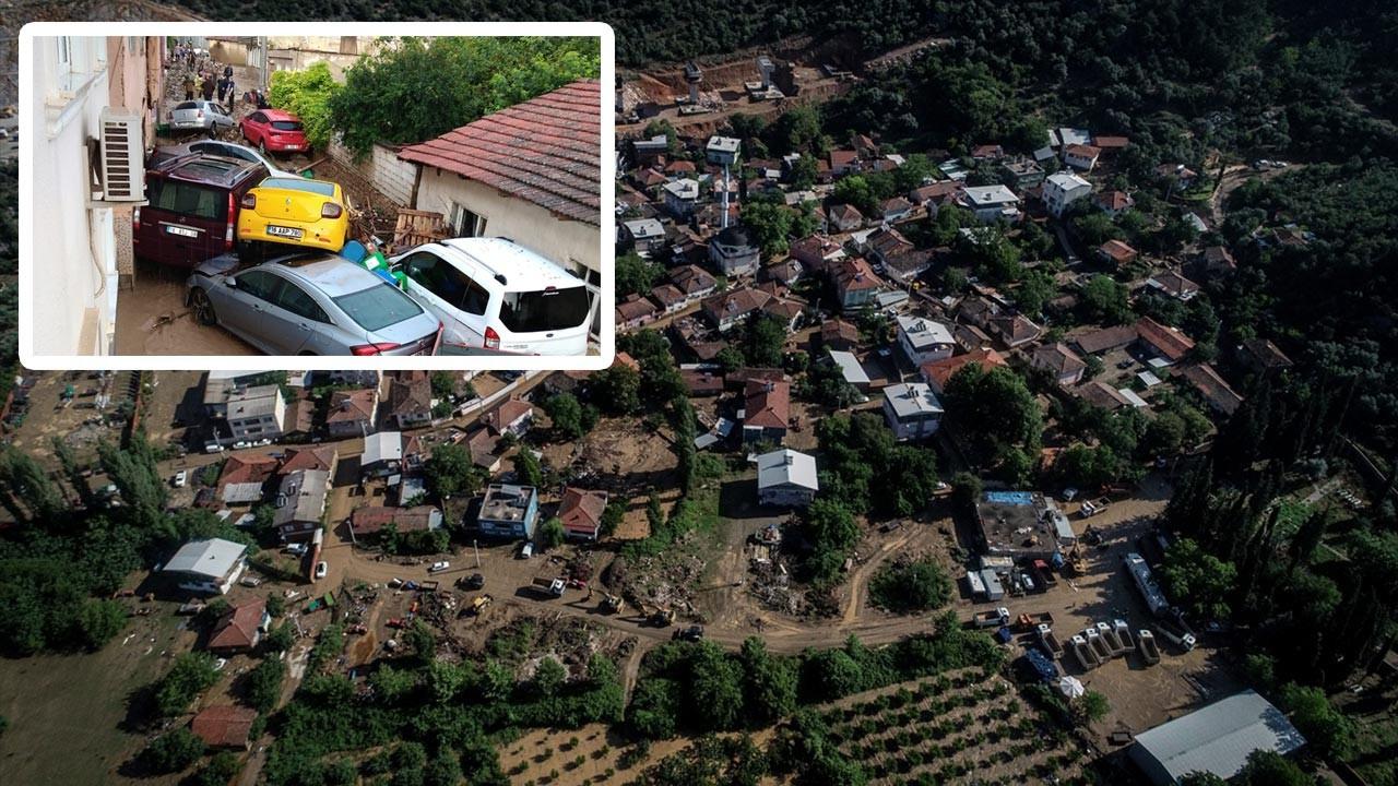 Bursa'daki sel felaketinde son durum