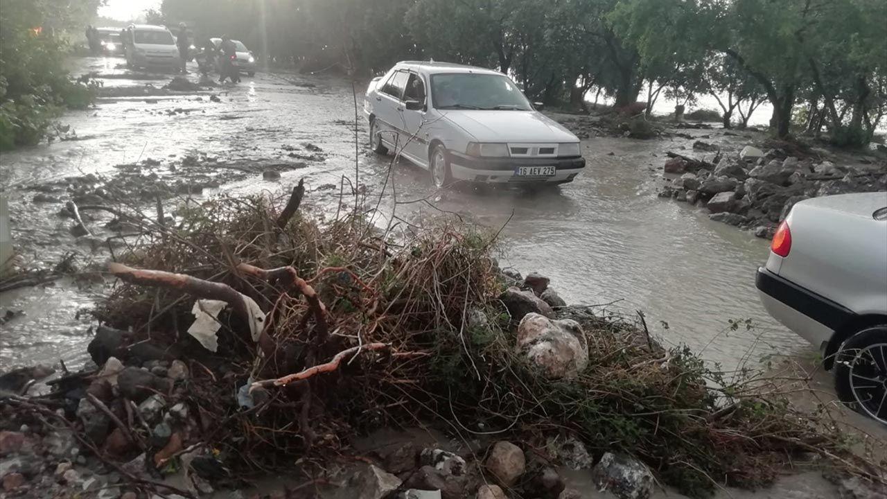 Bursa'daki sel felaketinden kareler - Sayfa 2