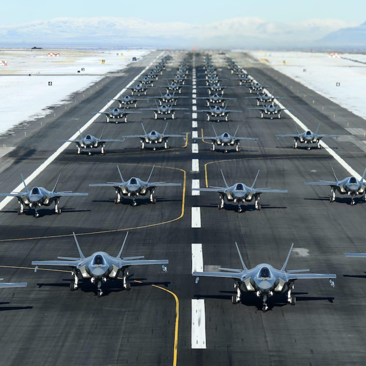 Dünyanın en güçlü 10 hava kuvvetleri belli oldu - Sayfa 1