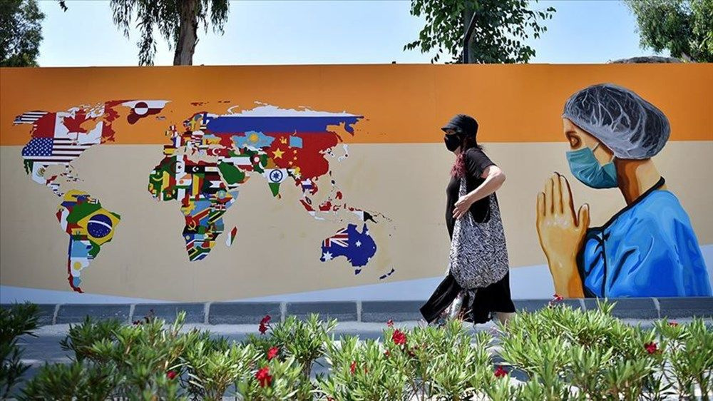 Sağlık çalışanlarını grafiti yansıttı - Sayfa 2