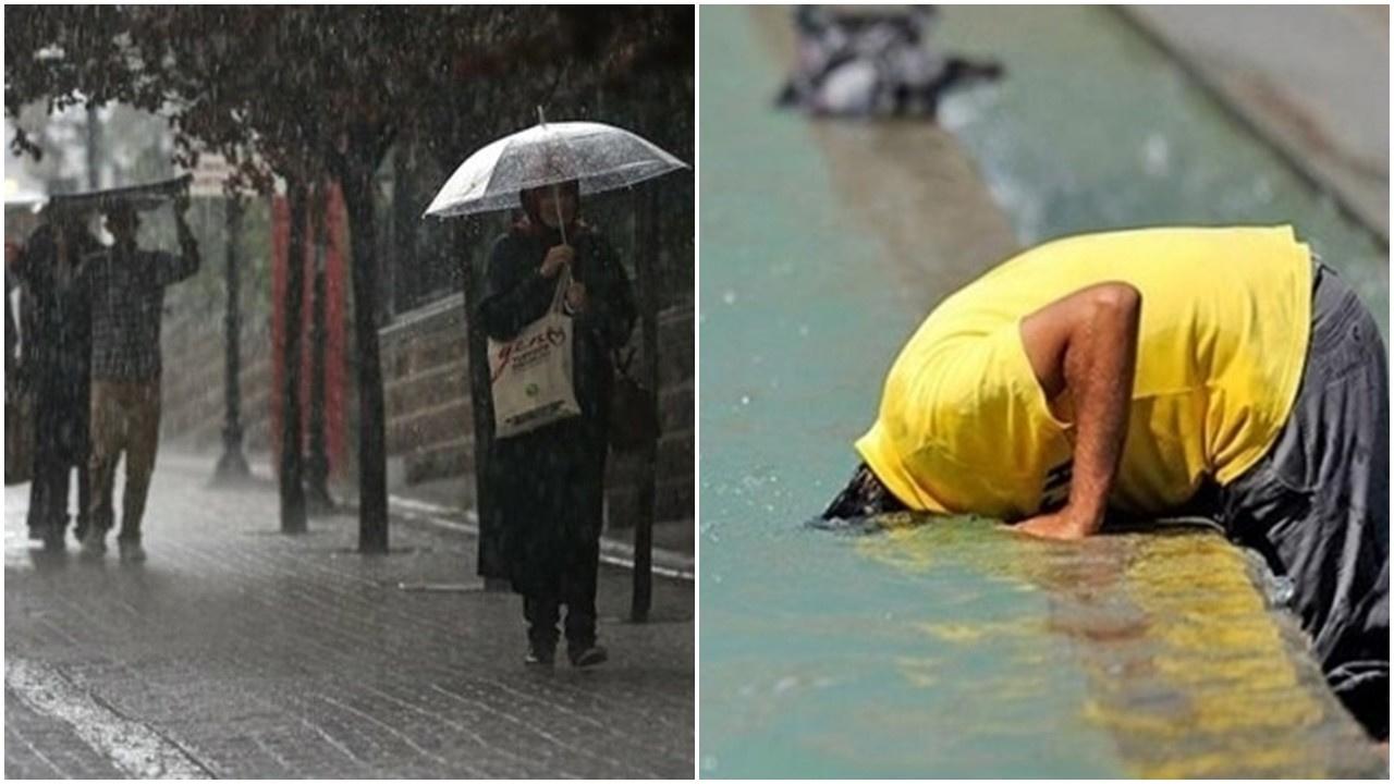 Aşırı yağışlar bitiyor, yüksek sıcaklar geliyor
