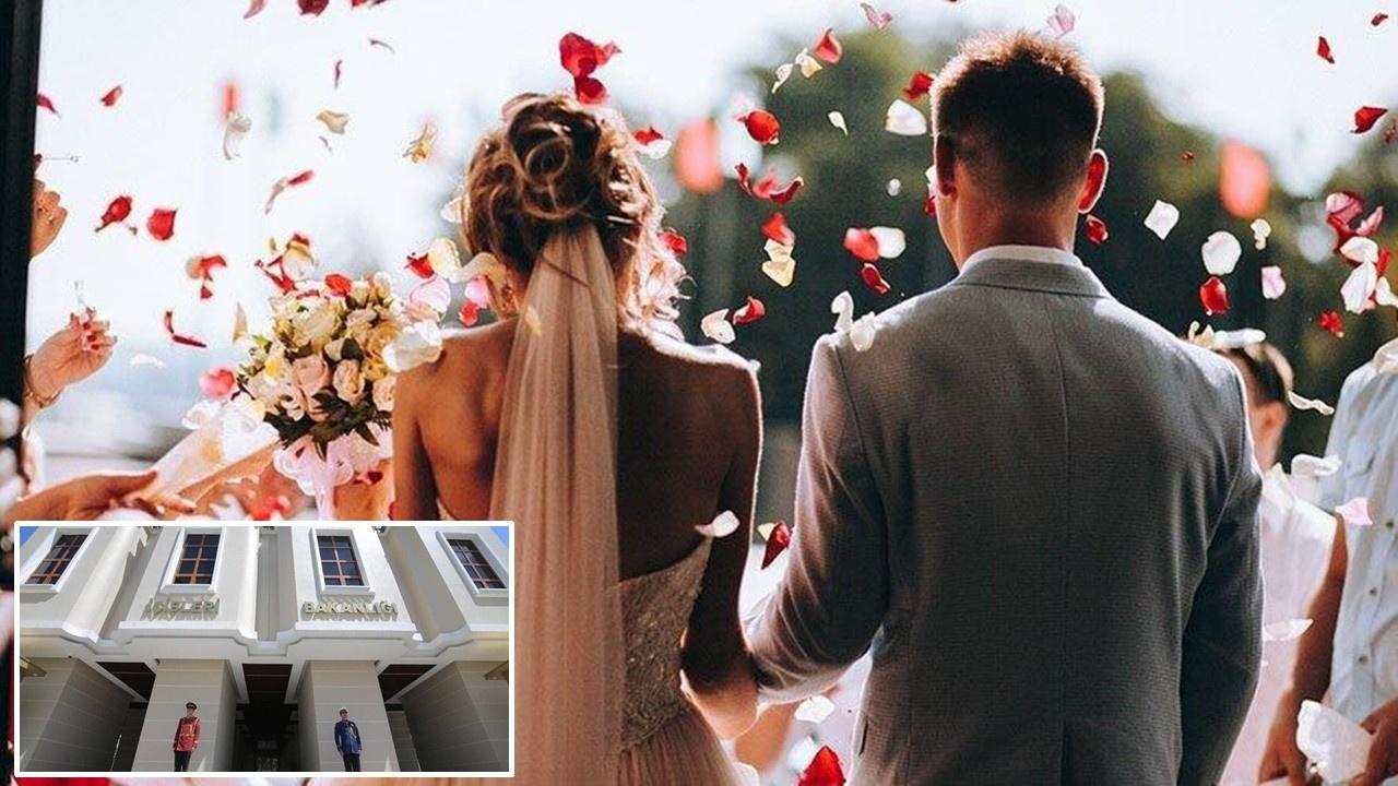 Düğün salonları ile ilgili yeni genelge