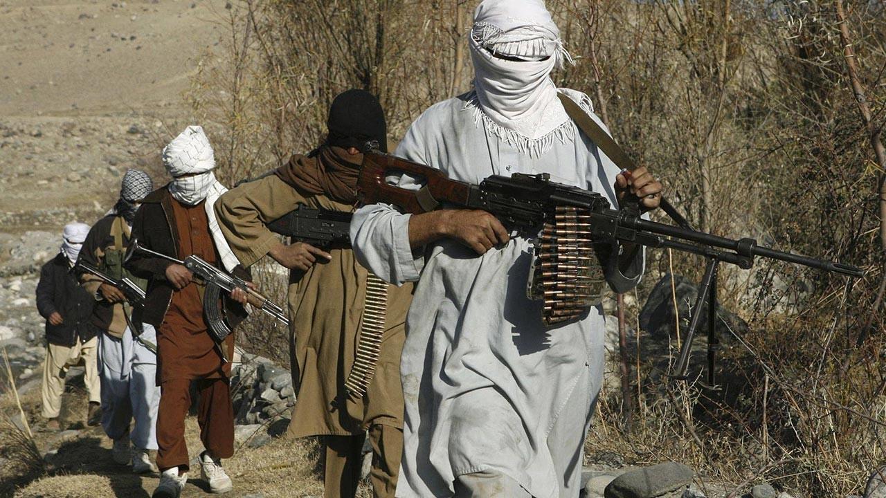 ABD, Taliban'a hava saldırısı düzenledi