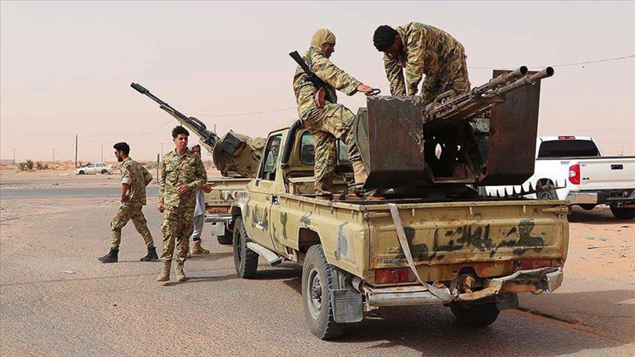 Libya ordusu Sirte için kararlı