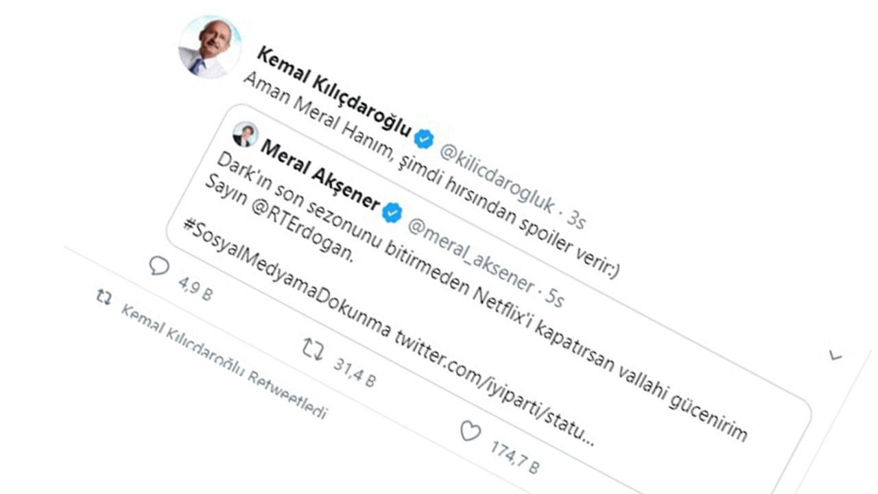 Kılıçdaroğlu, Akşener ve Buldan işi gırgıra alınca Erdoğan sessiz kalmadı
