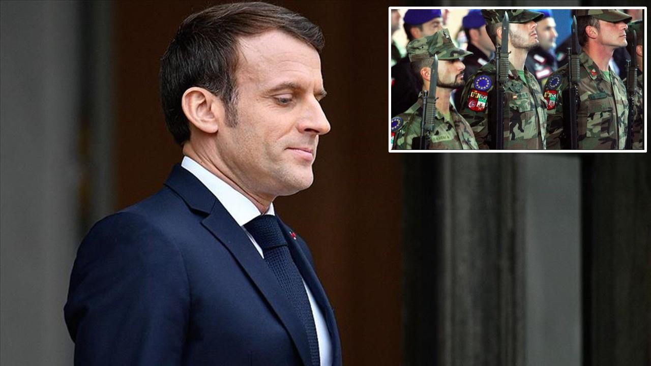 Fransa'nın Türkiye'yi hedef almasının nedeni 'Avrupa ordusu'