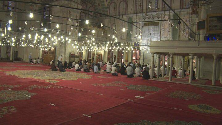 Ayasofya kararı sonrası tüm Türkiye'de şükür duası yapıldı - Sayfa 1