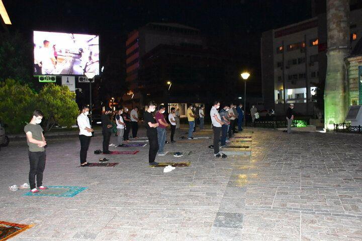Ayasofya kararı sonrası tüm Türkiye'de şükür duası yapıldı - Sayfa 2