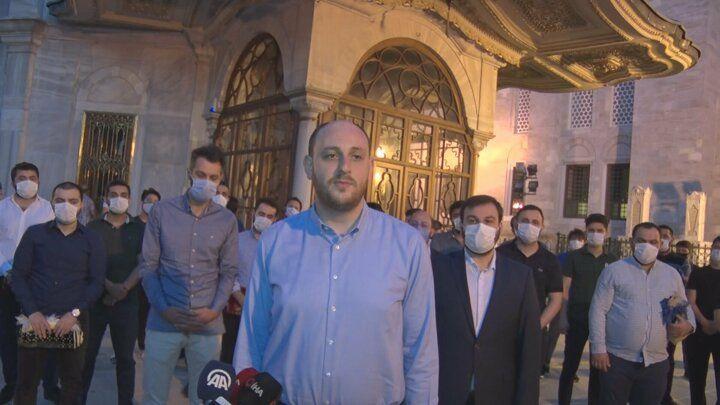 Ayasofya kararı sonrası tüm Türkiye'de şükür duası yapıldı - Sayfa 4