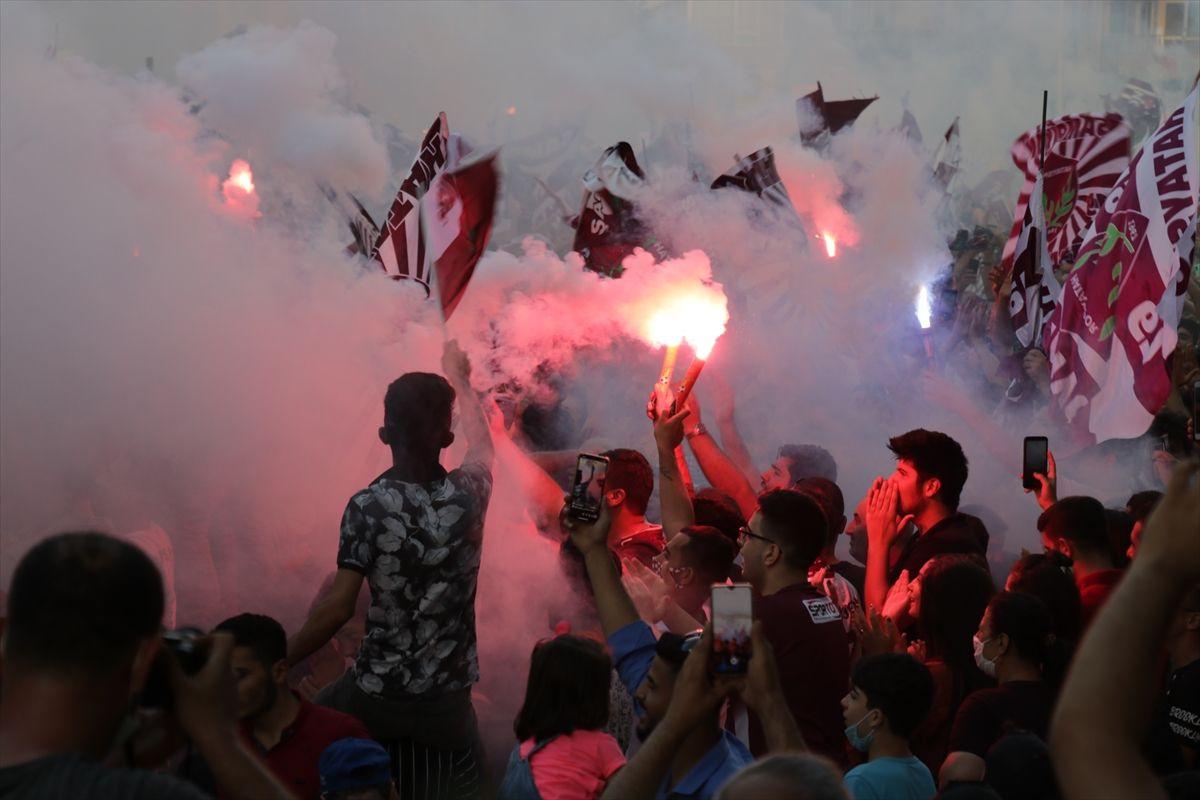 Hatayspor Süper Lig'de, şampiyonluk kutlanıyor! - Sayfa 2