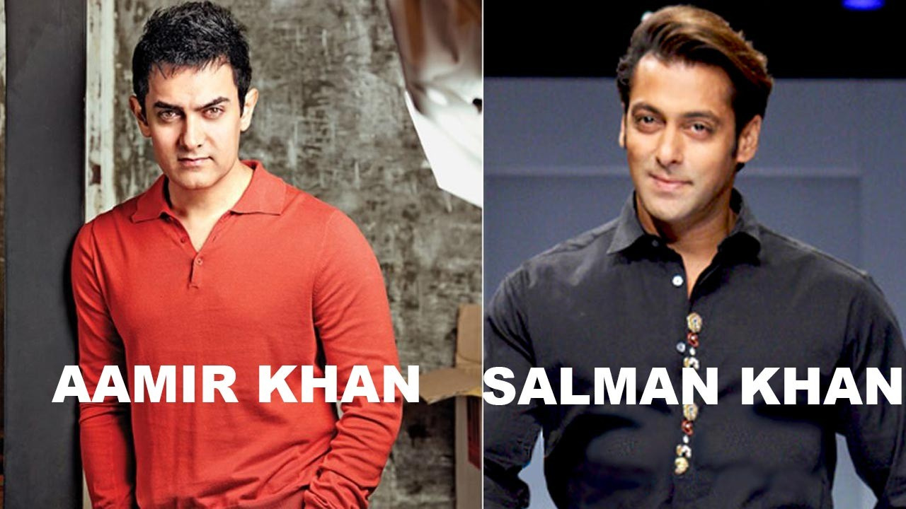 Salman Khan ile Aamir Khan kardeş mi?