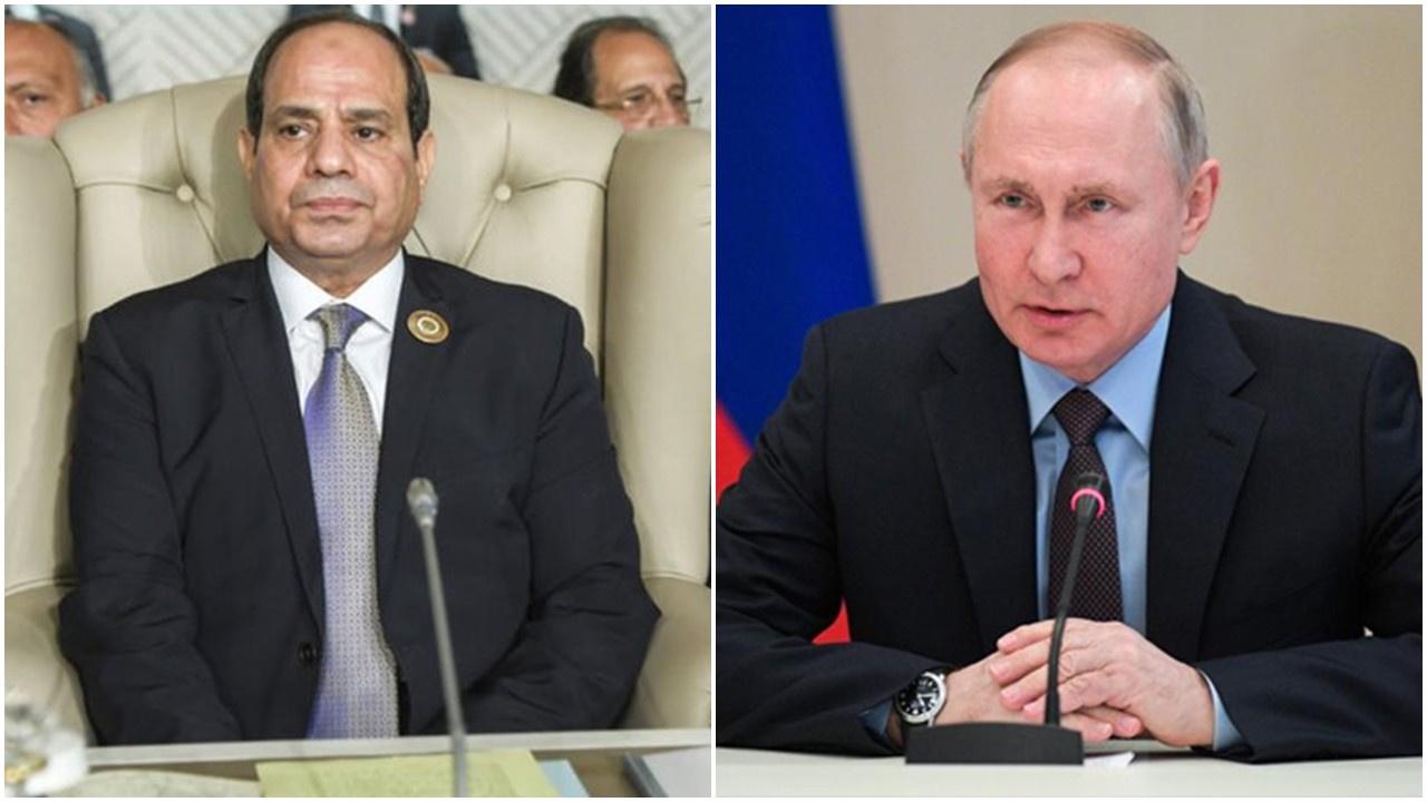 Rusya'dan darbeci Sisi'ye hayati Libya uyarısı