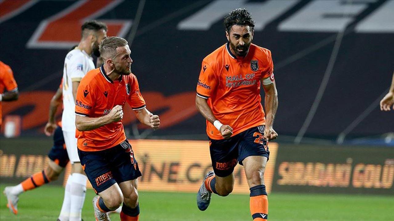 Süper Lig şampiyonu Başakşehir