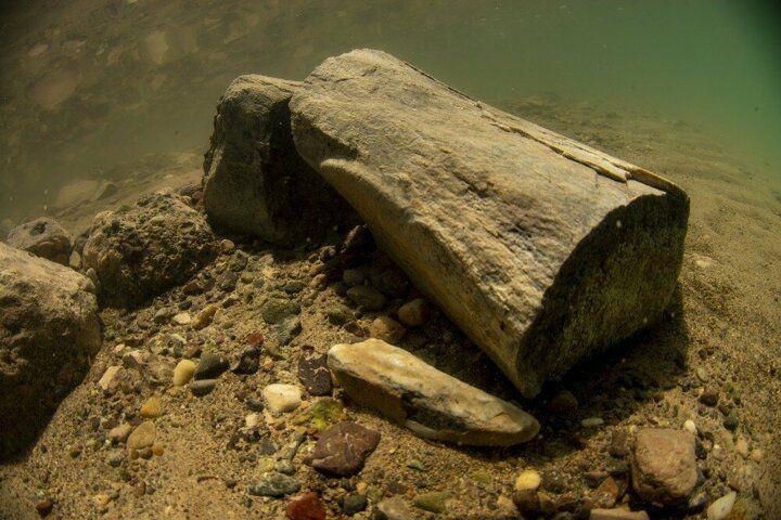 Kayseri'de 7,5 milyon yıllık keşif: Suyun altında görüntülendi - Sayfa 1
