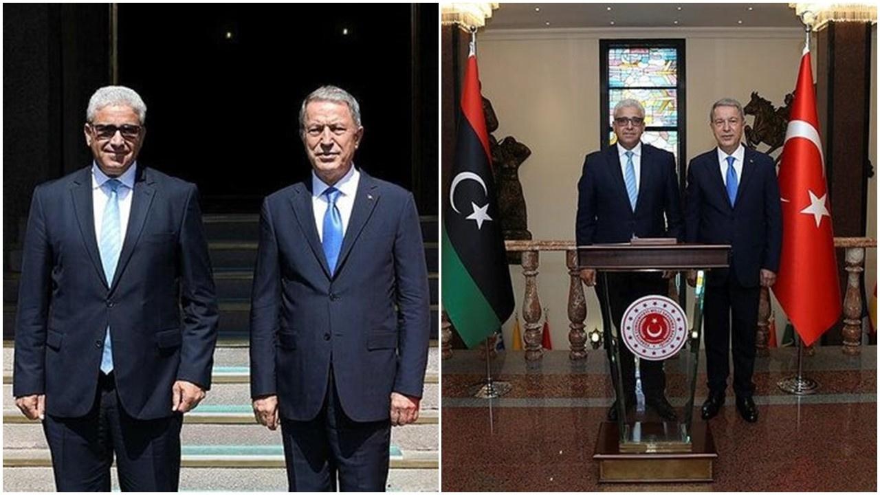 Ankara'da Libya için kritik üçlü toplantı