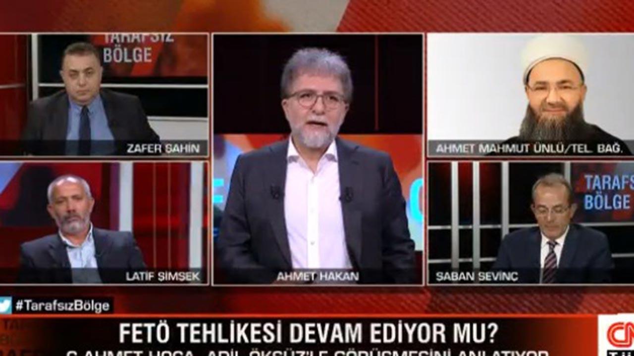 Fetullah Gülen, Adil Öksüz'ü Cübbeli Ahmet'e göndermiş, ancak cezaevi kayıtlarında yok