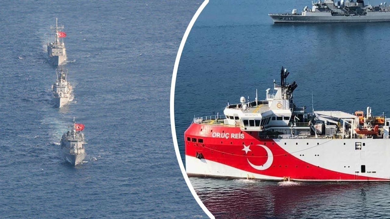 Akdeniz'de yeni bir Navtex ilan edildi