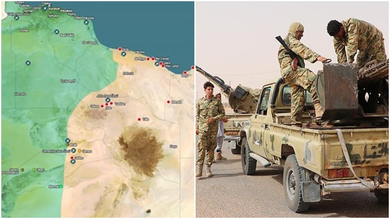 Libya'daki ateşkes memnuniyetle karşılandı
