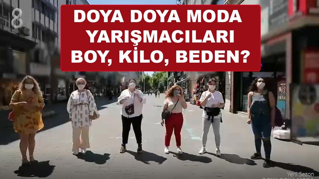 Doya Doya Moda yarışmacıları biyografi, kim kimdir?