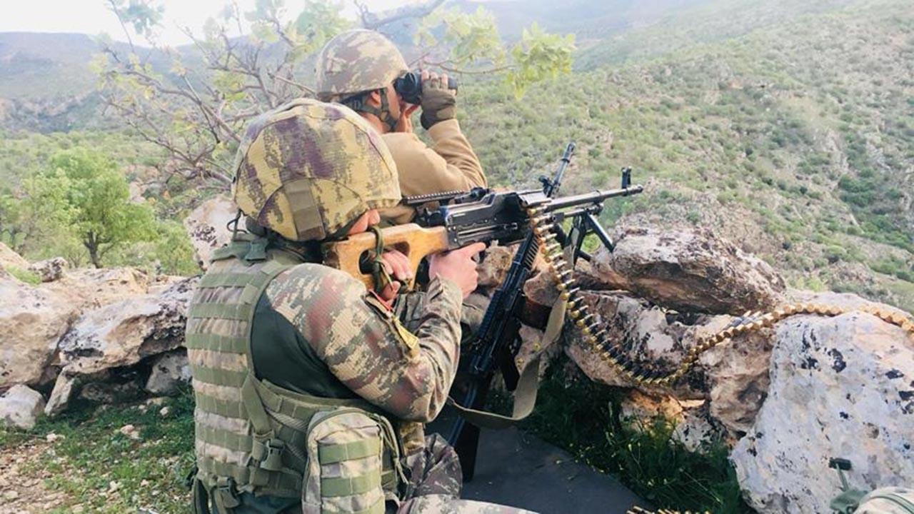 Tunceli'de yeni operasyon başladı