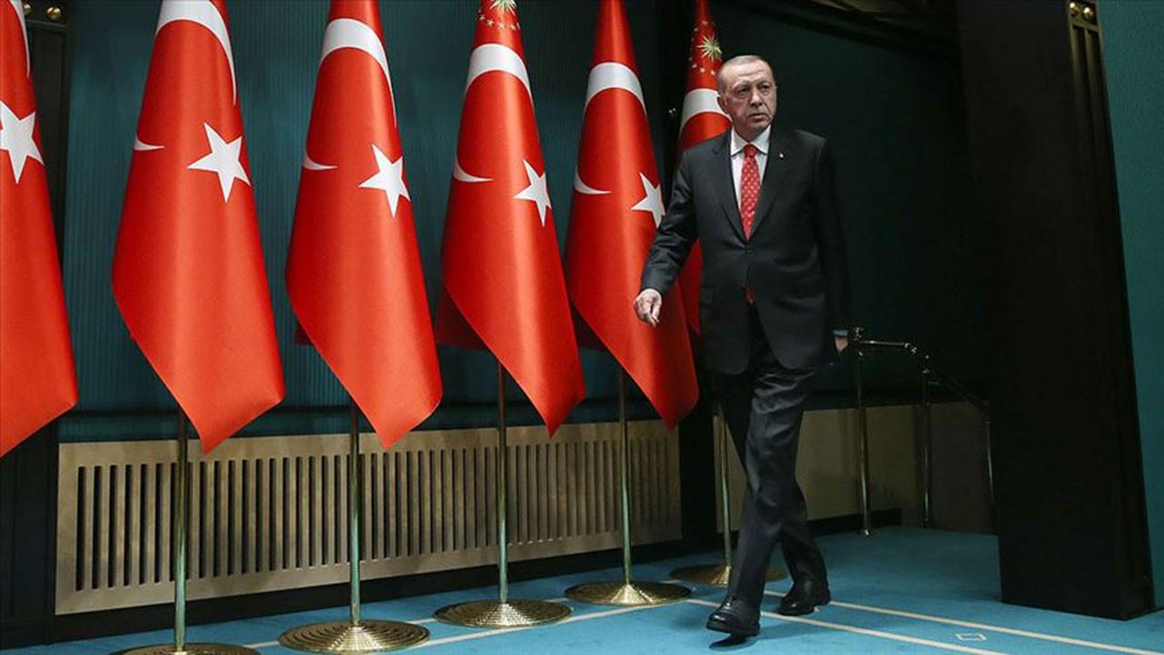 Erdoğan Müslüman liderlerle bayramlaştı