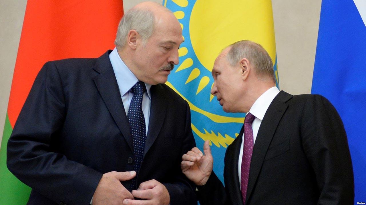 AB yaptırımları Belarus'u Rusya'ya mahkum etti