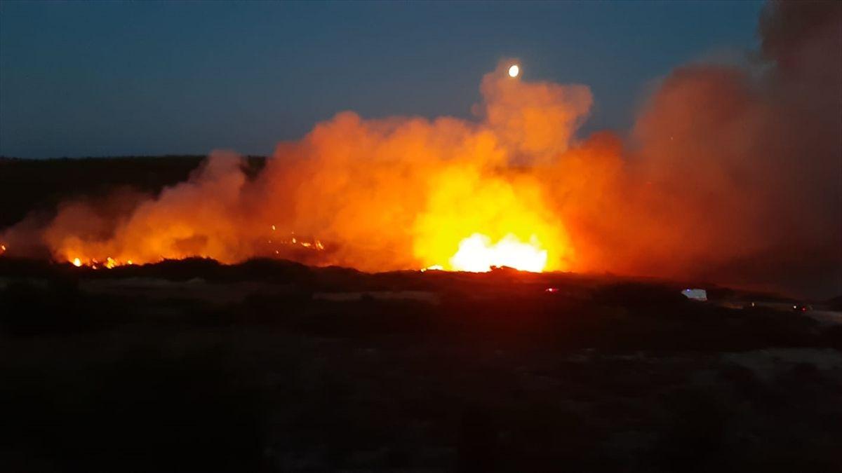 Türkiye'nin dört bir yanında yangın var - Sayfa 1
