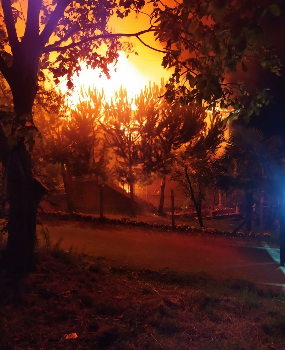 Türkiye'nin dört bir yanında yangın var - Sayfa 2
