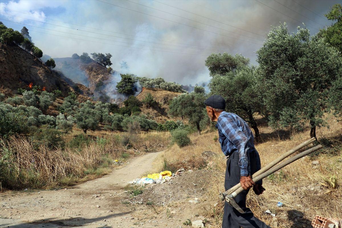 Türkiye'nin dört bir yanında yangın var - Sayfa 3