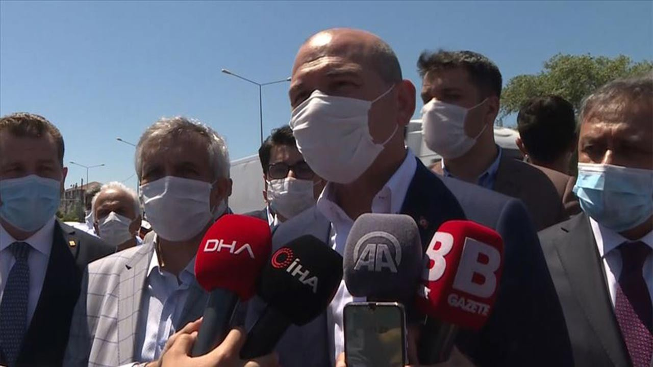 Bakan Soylu 'suikast' iddialarını yalanladı