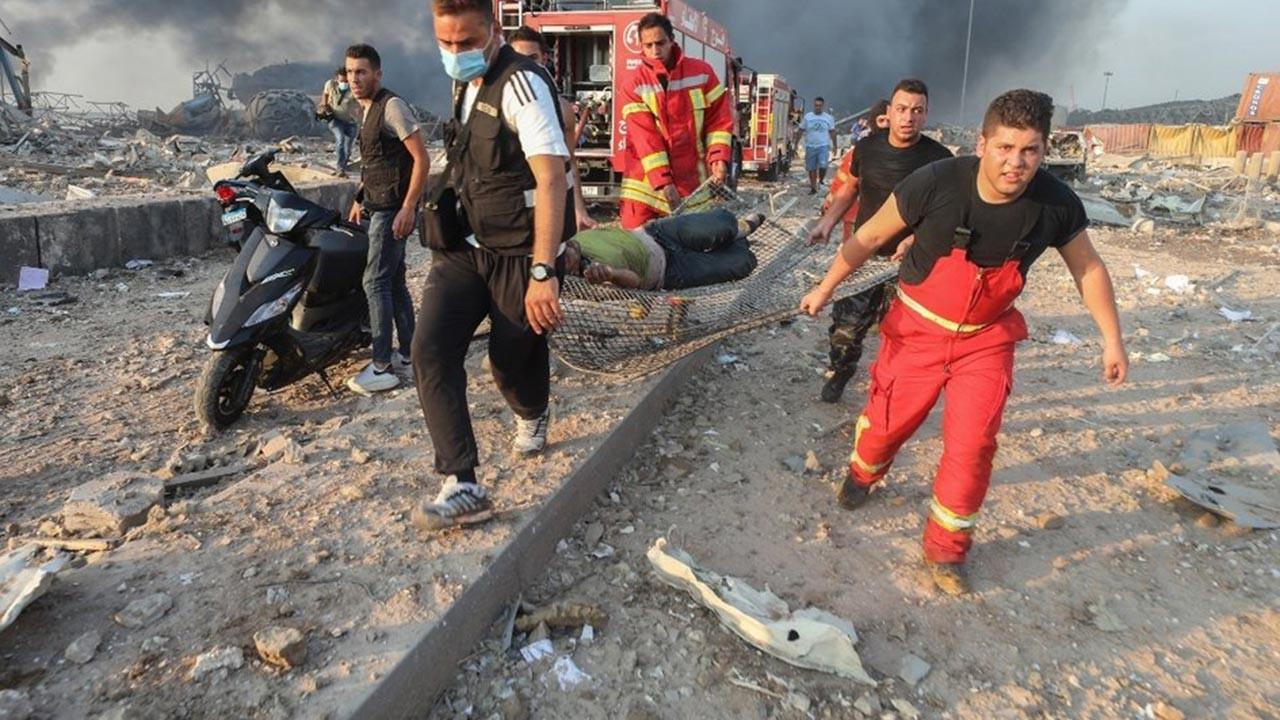 Lübnan saldırısını kim yaptı?
