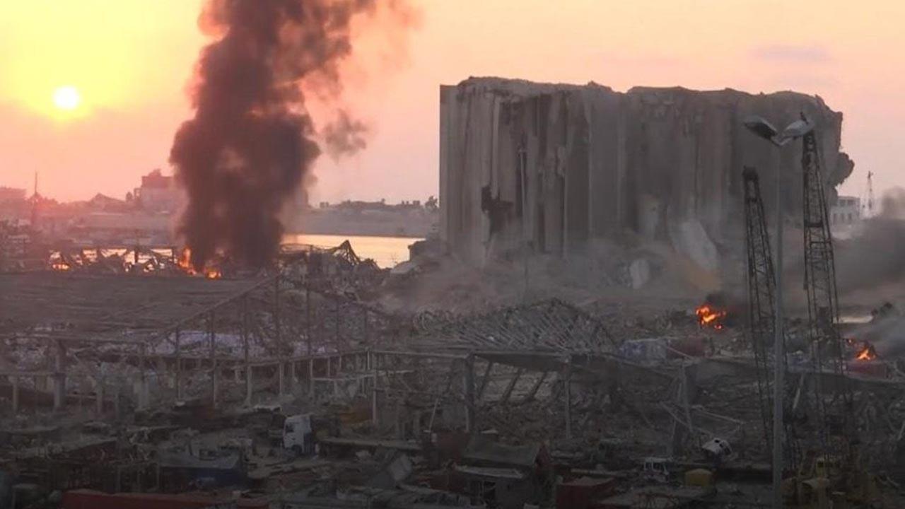 Beyrut patlamasında 6 Türk vatandaşı da yaralandı