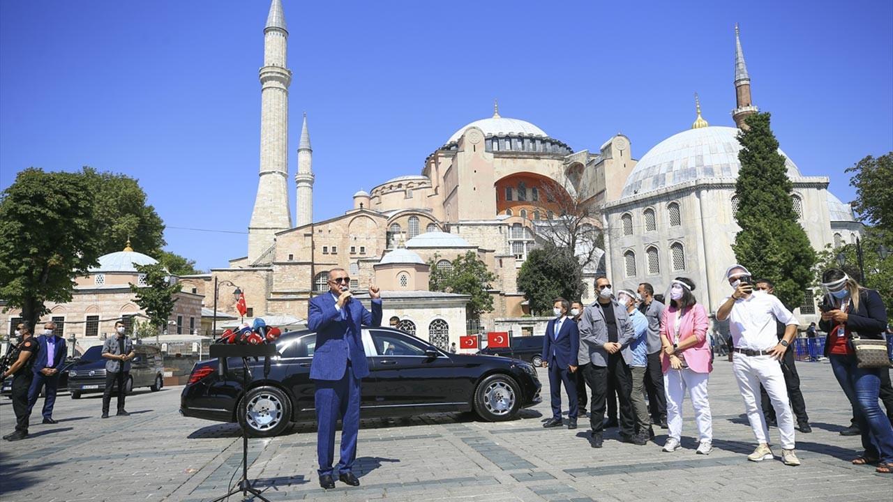 Erdoğan'dan Muharrem İnce ve Meral Akşener yorumu