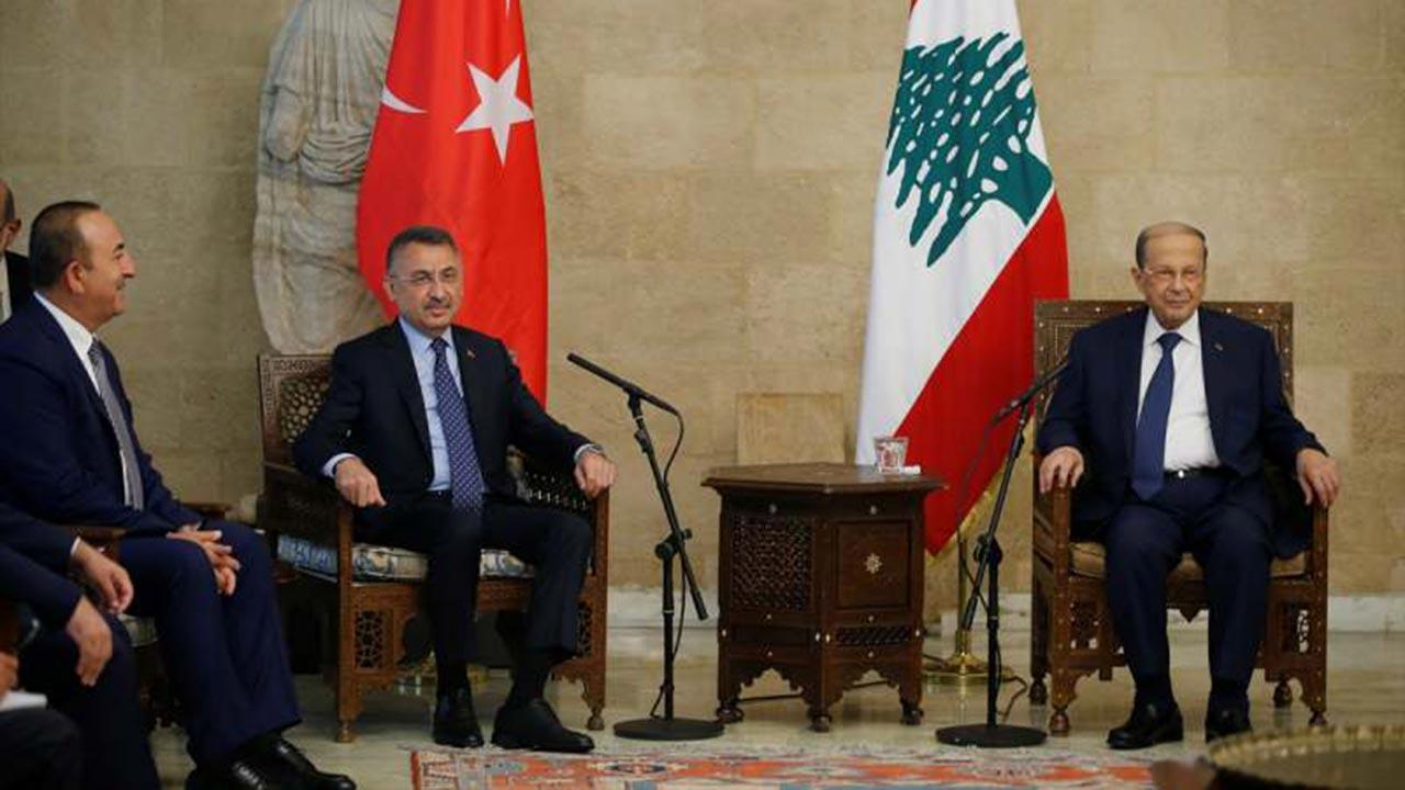 Türkiye'den Lübnan'a büyük jest