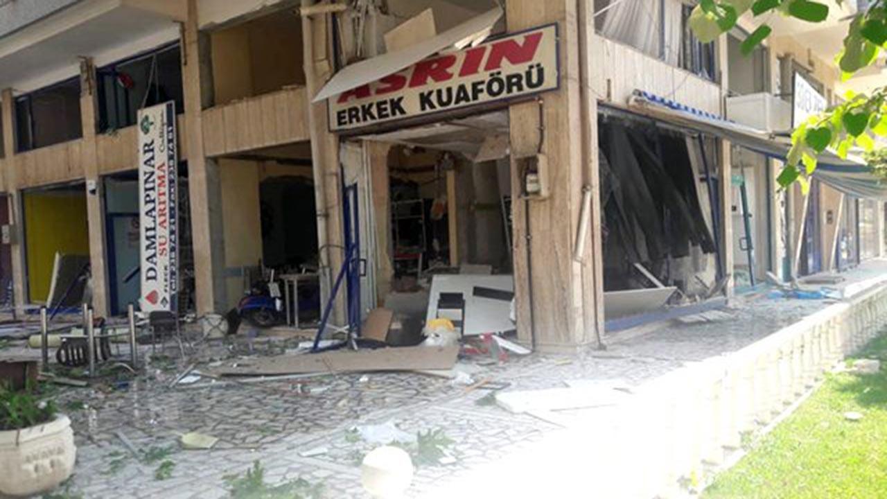 Konya'da doğal gaz patlaması ekipler sevk edildi