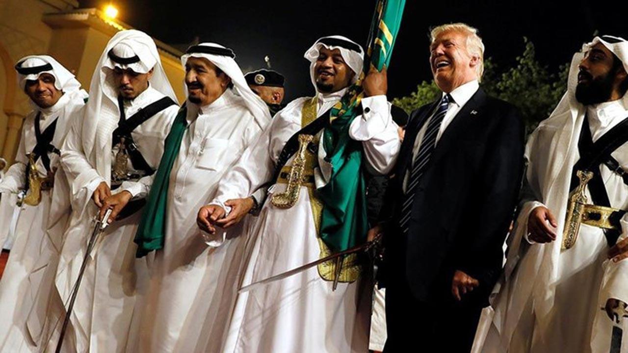 Suudi Arabistan, Katar'ı işgal için Trump'a gitti