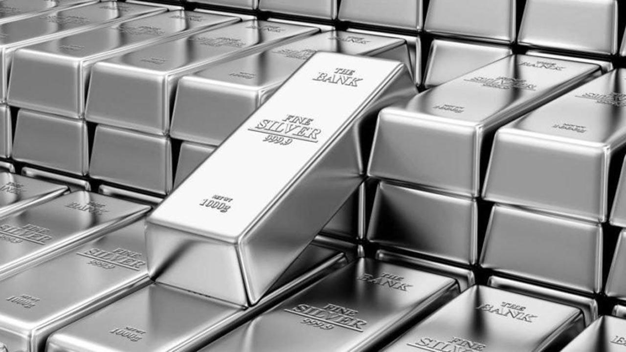 Altından sonra gümüş fiyatları da düşmeye başladı