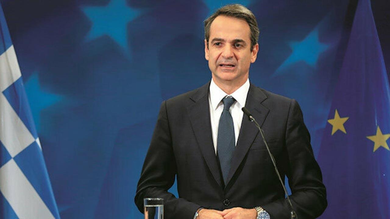 Yunan Başbakan 'acil koduyla' ulusa seslendi