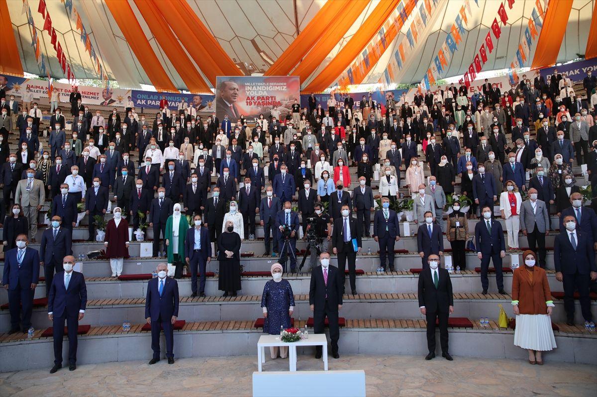 AK Parti'nin 19. Kuruluş Yıldönümünden kareler - Sayfa 1