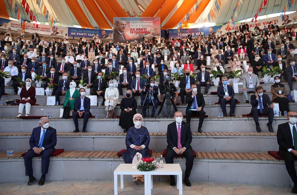 AK Parti'nin 19. Kuruluş Yıldönümünden kareler - Sayfa 3