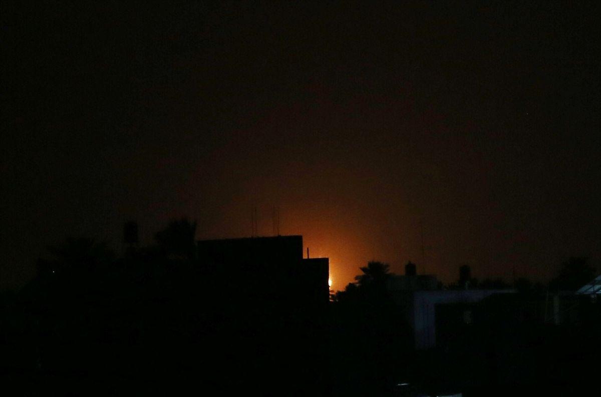 İsrail savaş uçakları Gazze'ye saldırdı - Sayfa 3